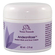 AndeanRose stretch mark and scar cream